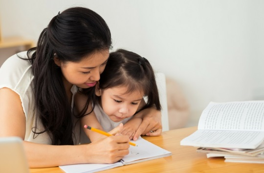 mother an child