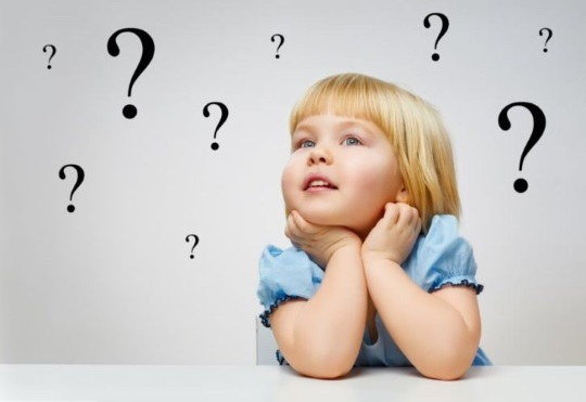 curious toddler