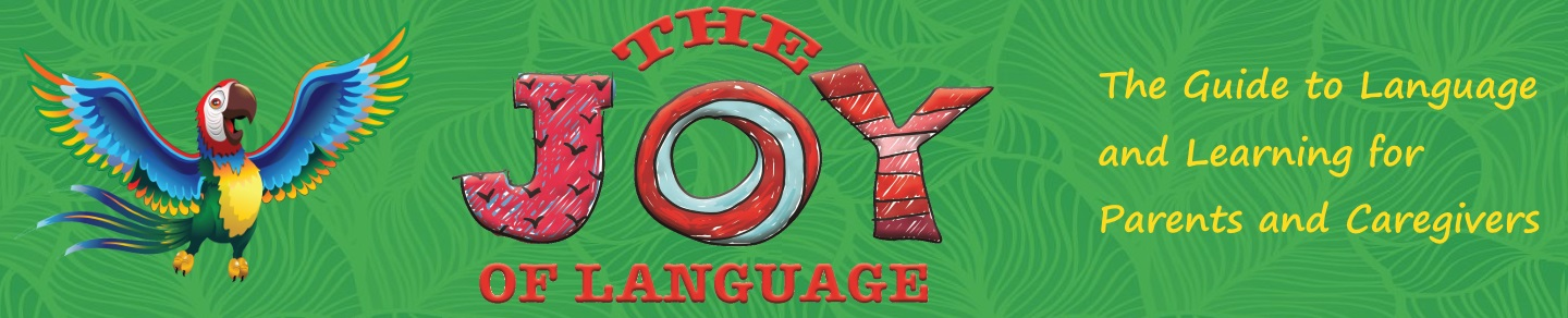 The Joy of Language logo